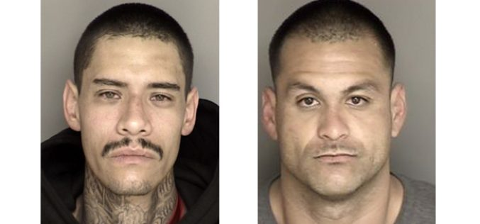 Central Coast Police Agencies Catch Up to Serial Robbers