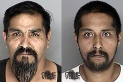 Father-Son Felons Busted with Guns