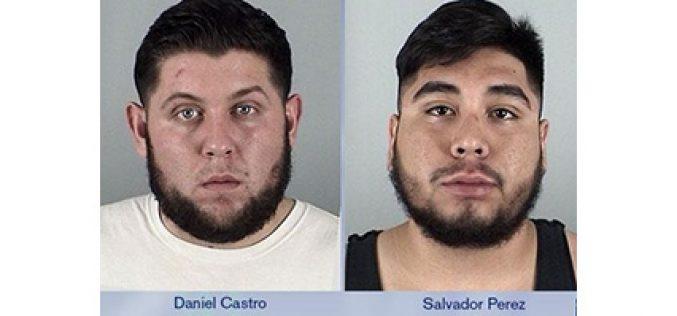 """Smash & Grab"" Auto Burglars Nabbed"