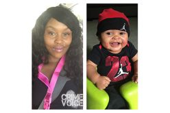 Amber Alert Ends After One Month, Infant Son Safe