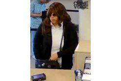Serial Female Bank Robbery Suspect in Custody