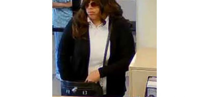 Serial Female Bank Robbery Suspect in Custody