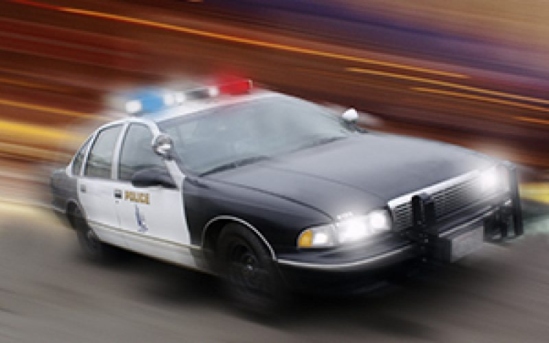 High Speed Pursuit Ends in Arrest