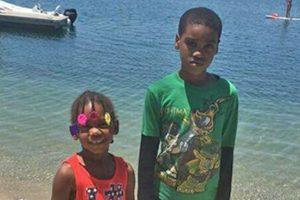 Zaniah Coleman and Fabious Coleman
