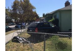 Carjacking Suspect Arrested After Car Hits House