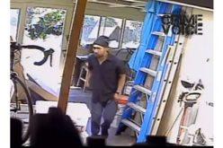 San Jose Police seeking brazen day time bike thief