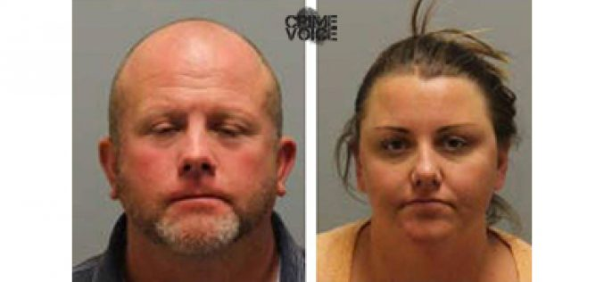 Two suspects arrested for identity theft
