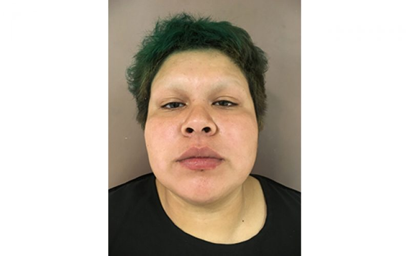 Hollister Woman Arrested After Commotion in Bank