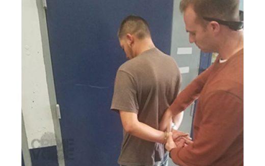 Pinole Rape Suspect Picked Up