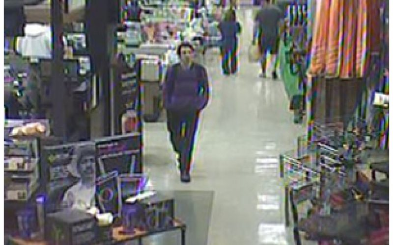 Supermarket Lewd Conduct Suspect Arrested