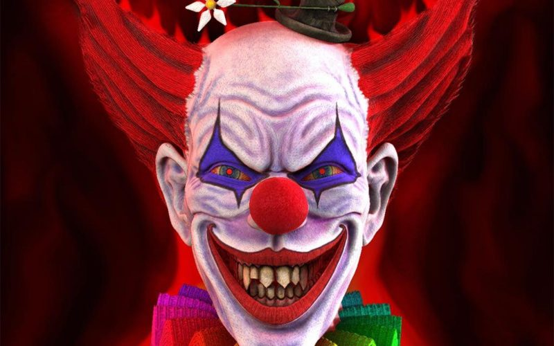 Reports of Armed Clown in Davis