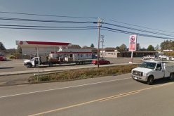 Suspect At Large After Gas Station Robbery