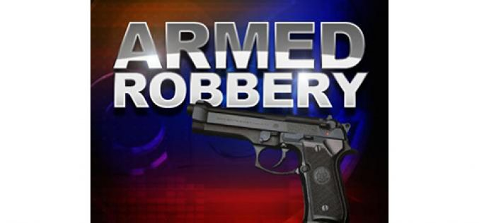 Armed robbery and carjacking arrest