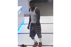 Mall Robbery/Elder-Abuse: Suspect Captured and Charged