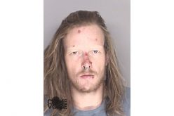 Transient Arrested for Burglary