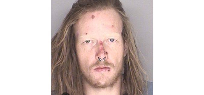 Transient Arrested for Burglary
