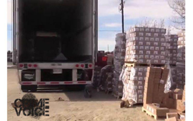 $11 Million of Heroin in Big Rig