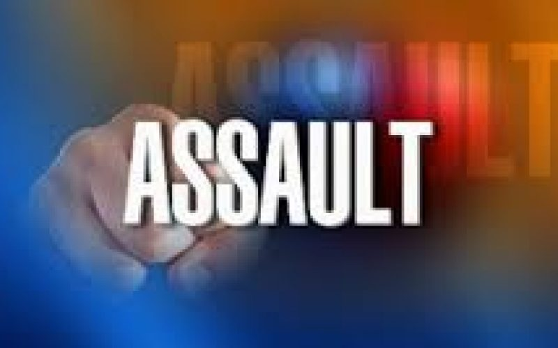 Mother assaulted by adult son