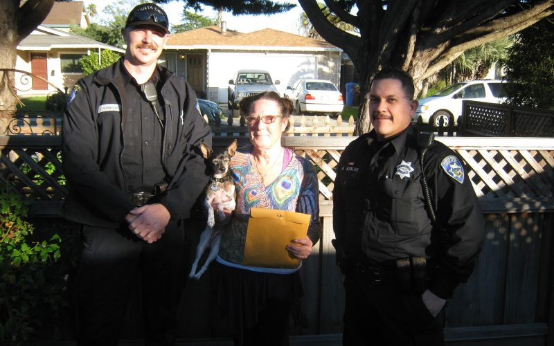 Stolen Purse Returned in Time for Christmas