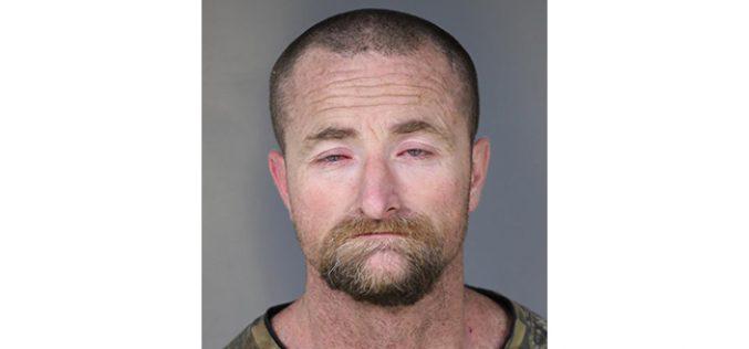 Vehicle Pursuit Arrest Humboldt County