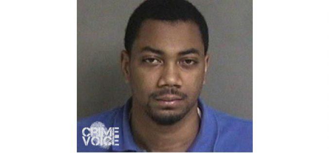 Burglary Suspect Caught after Stolen Car Crashes