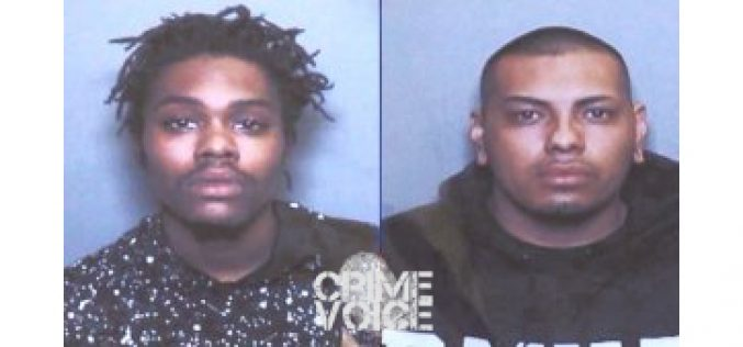 GPS Hidden in Cough Syrup Used to Arrest Two Burglars