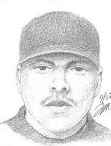 2002 police sketch based on witness descriptions