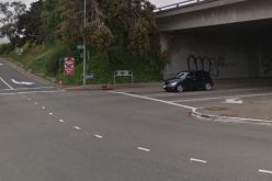 Driver in Custody after Car Crashes at Homeless Encampment