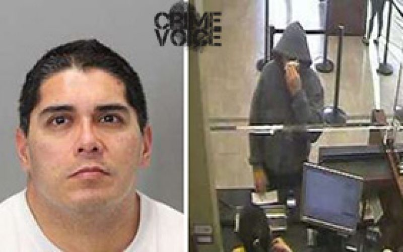 Suspect captured by SJPD after string of robberies