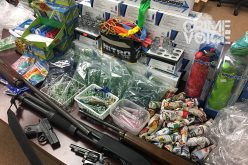 Lake County Drug Sweep of Nitrous Oxide, Glass Pipes