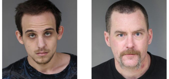 Two Wanted Suspects Arrested in Redway