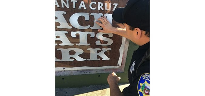 Suspects At Large after Drive-By Shooting in Santa Cruz