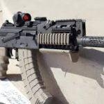 example of a Mini Draco AR-15