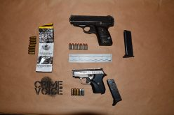 Poor Parking Leads to Firearms Arrests