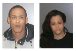 Two Arrested After Being Caught with Stolen Car