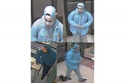 Robbery Suspect Hits Same Business Within Three Days