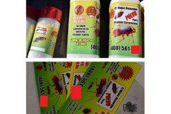 DA Says Toxic Pesticide Sold Illegally