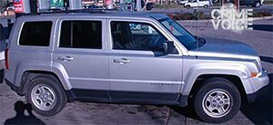 This silver Jeep Patriot was used by Terrell Anthony Norman