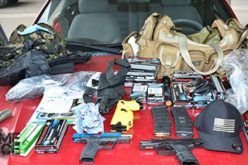 Stolen Items Quickly Recovered