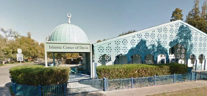 Suspect Arrested for Vandalism of Islamic Center