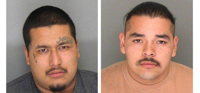 Two Gang Members Arrested in Watsonville