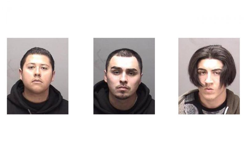 Three Arrested for Vandalism in Los Banos