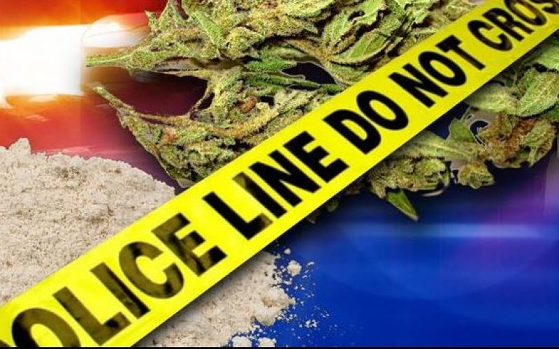 Marijuana Grow and Sales Stopped at Porterville House