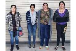 Five Arrested for Stealing Nearly $80,000 in Jewelry