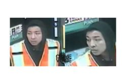 Robbery suspect sought by police