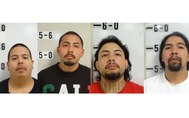 Four Arrested in Lake County after Robbery at Casino