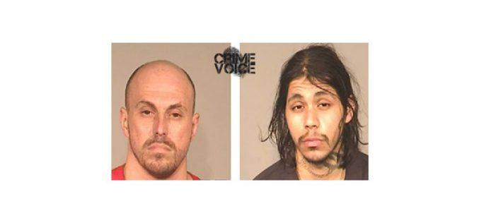 Stolen Car, Stolen Electronics, Captured Crooks