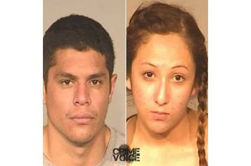 2 Van Thieves Quickly Arrested
