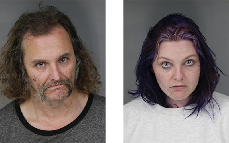 Two Arrested after Warrant Search in Rio Dell