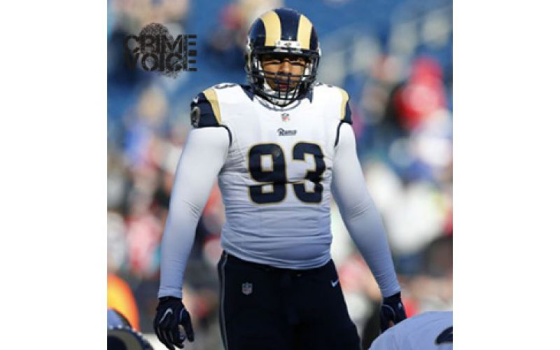 Rams lineman Ethan Westbrooks arrested after domestic violence report